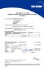 cardan TUV-NORD CERTIFICATE 15085-2 65x100